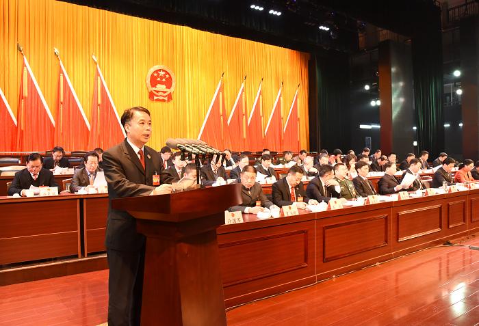 盛大友:蚌埠市人民检察院2018年工作报告